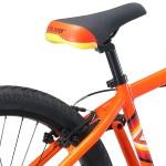 "2021 SE Bikes So Cal Flyer 24"" BMX Bike BikeLife Series Orange"