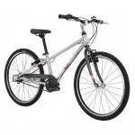Byk Bikes E540x3i MTR Mountain Road Bike - Polished Alloy/Black