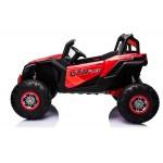 Go Skitz Wave 200 Kids 24V E-Buggy Ride On - Red