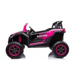 Go Skitz Wave 100 Kids 12V E-Buggy Ride On - Pink