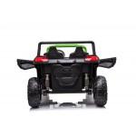 Go Skitz Wave 100 Kids 12V E-Buggy Ride On - Green