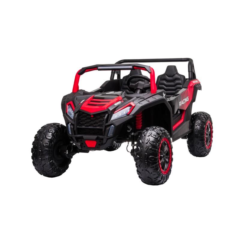 Go Skitz Wave 100 Kids 12V E-Buggy Ride On - Red