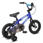 "2021 SE Bikes Bronco 12"" Kids Series BMX Bike - Blue"