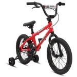 "2021 SE Bikes Bronco 16"" Kids Series BMX Bike - Red"