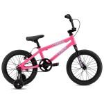 "2021 SE Bikes Bronco 16"" Kids Series BMX Bike - Pink"