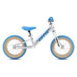 "2021 SE Bikes Micro Ripper 12"" Kids Series BMX Balance Bike - Silver"