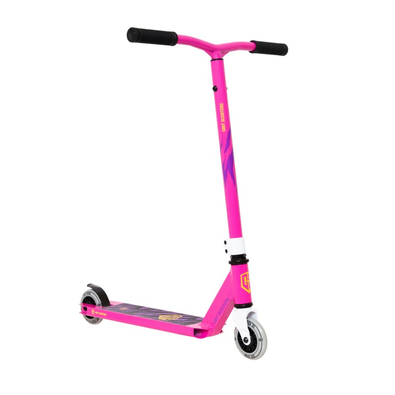 2021 Grit Atom 2 Piece / 2 Height Bars - Pink