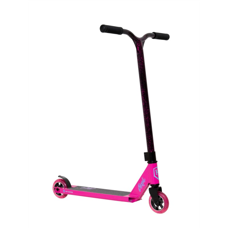 2021 Grit Angel Scooter - Pink / Marble Pink