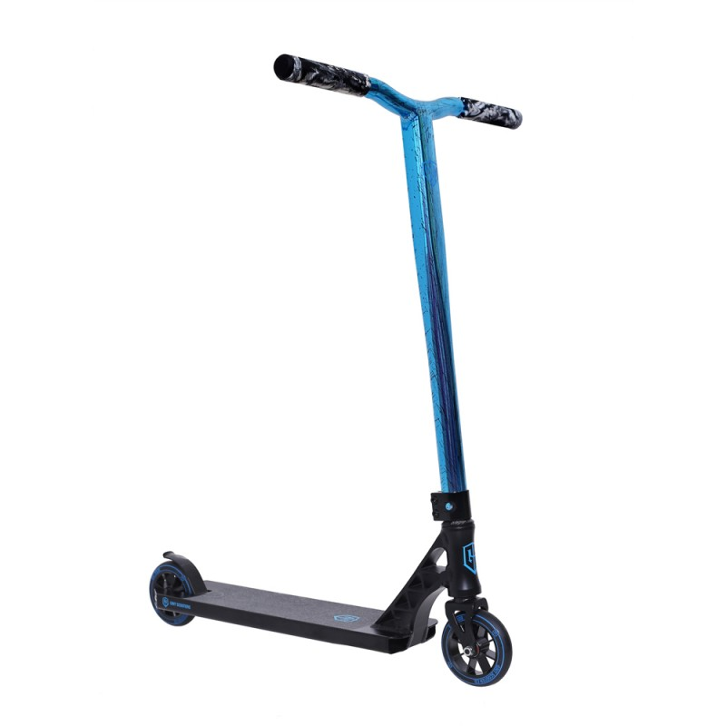 2021 Grit Elite Scooter - Black / Vapour Blue Black Laser