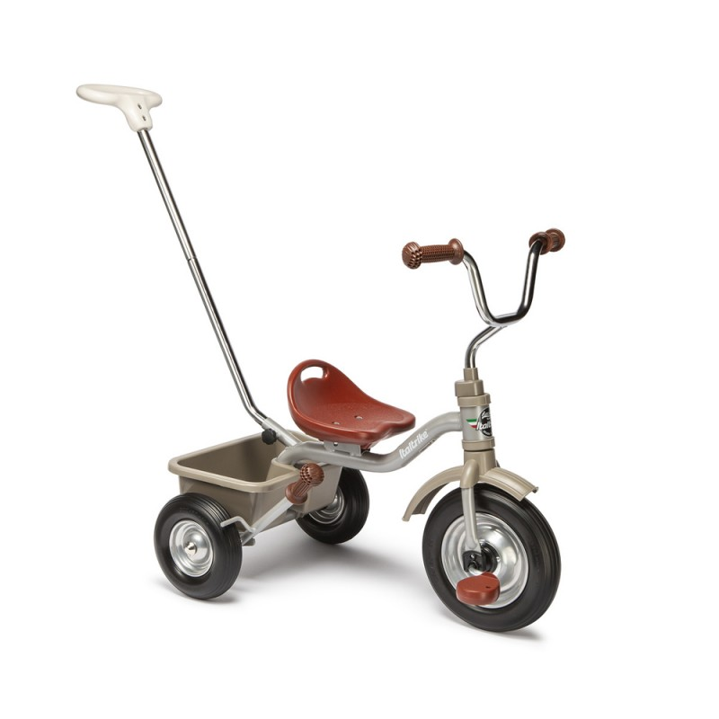 "Italtrike 12"" Racing Trike Hockenheim - Cream"