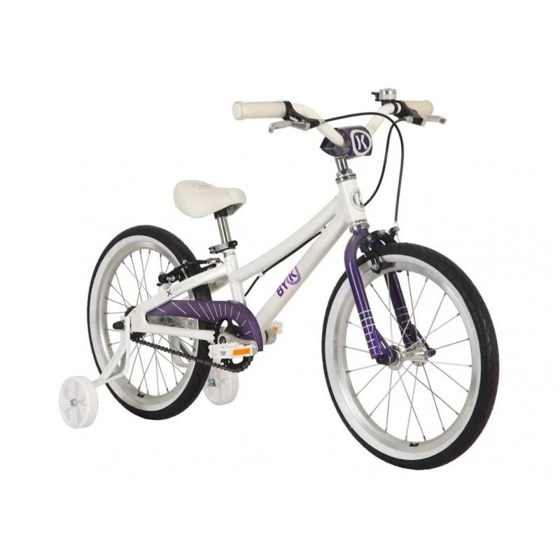 Byk Bikes E-350 Kids Single Speed Bike - Deep Violet