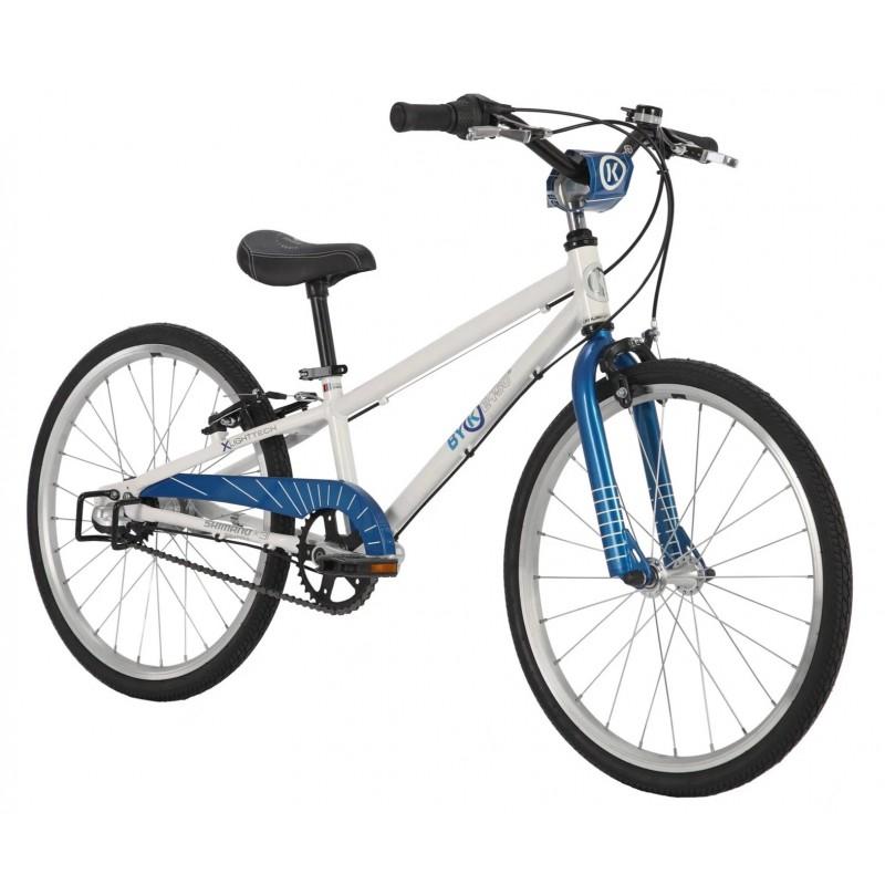Byk Bikes E-450 Kids 3 Speed Internal Geared Bike - Dark Blue