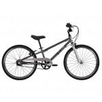 Byk Bikes E-450 Kids 3 Speed Internal Geared Bike - Stealth Charcoal