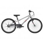 Byk Bikes E-450 x 3i Kids Mountain/Road Bike - Silver Alloy/Black