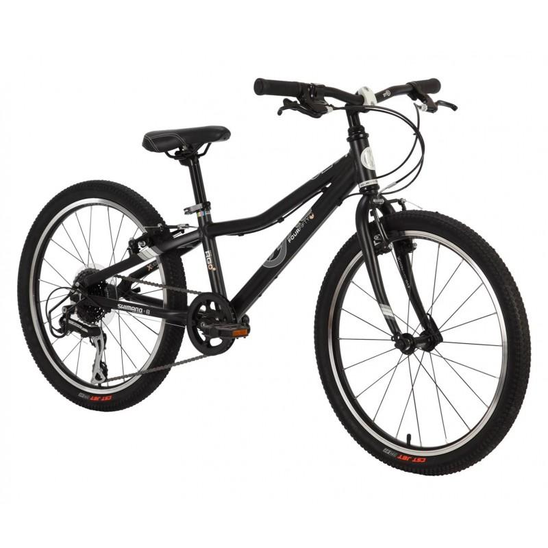 Byk Bikes E-450 Kids Mountain Bike - Matte Grey