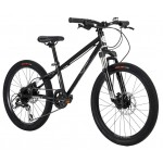 Byk Bikes E-450 Kids Mountain Bike - Disc Brake - Matte Black