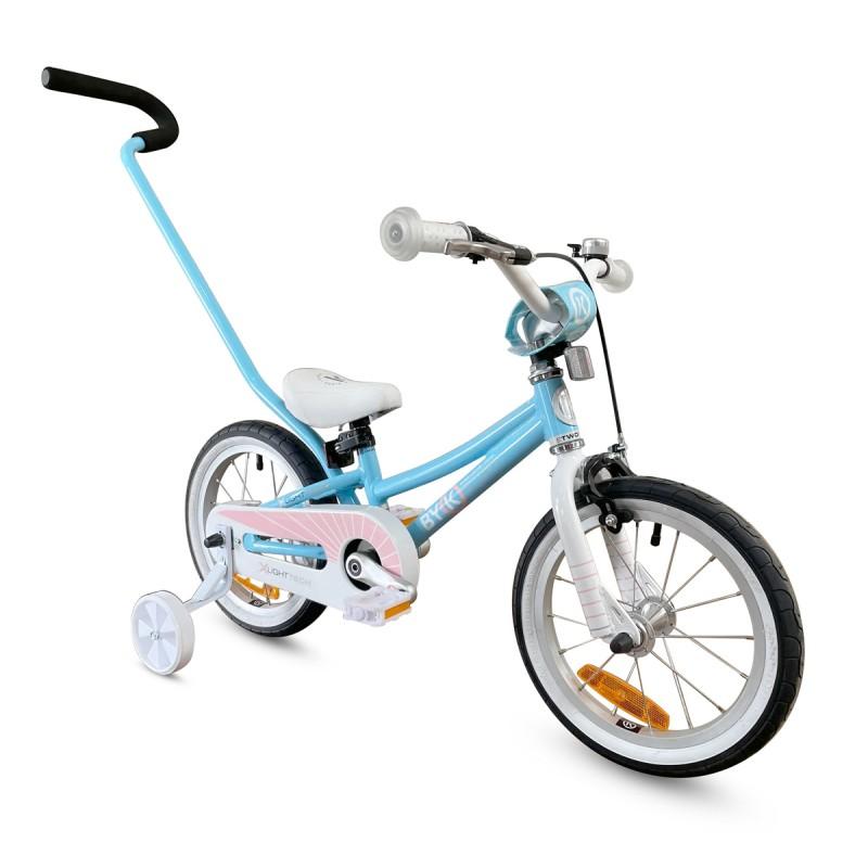 Byk Bikes E-250 Kids Single Speed 3-in-1 Bike - Sky Blue