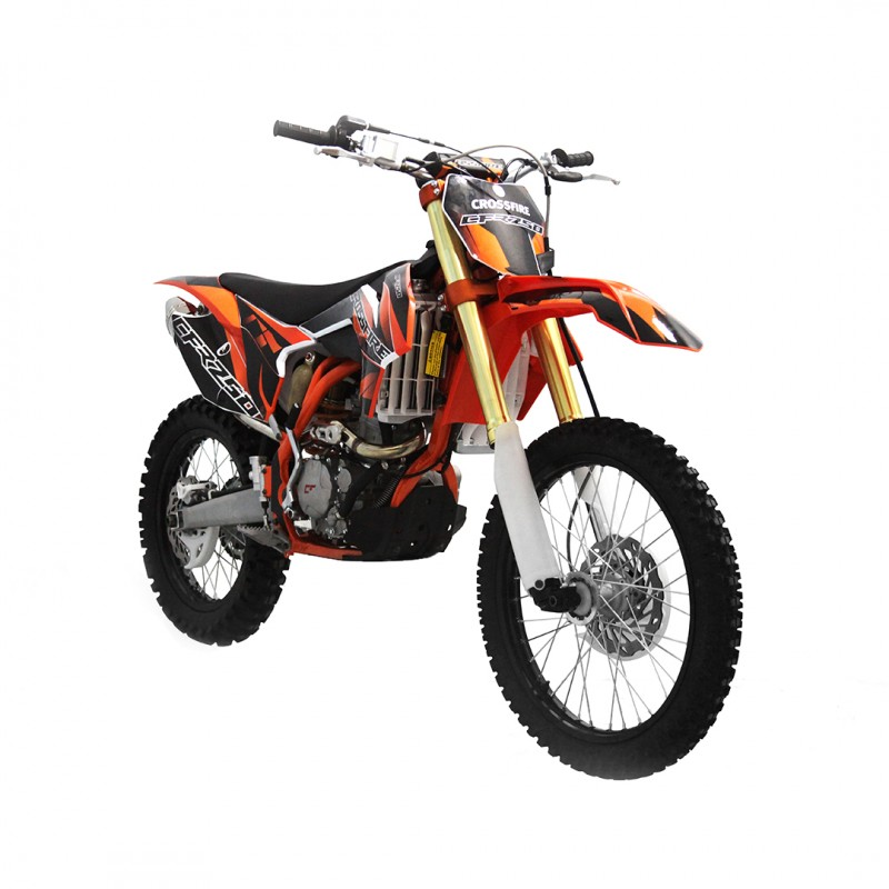 Crossfire CFR250 250cc Dirt Bike - Orange