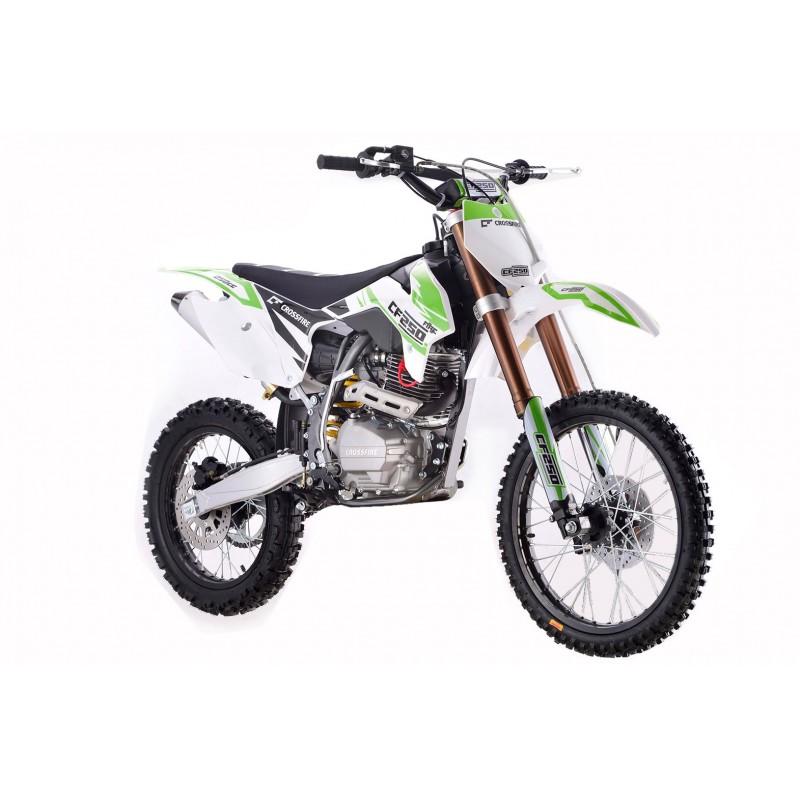 Crossfire CF250 250cc Dirt Bike - Green