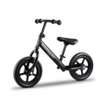"Rigo Kids 12"" Balance Bike - Black"