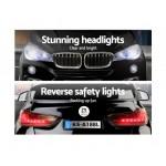 Rigo Kids BMW X5 Inspired Kids Ride On Car - Black
