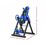 Everfit Gravity Inversion Table Foldable Stretcher Inverter Home Gym Fitness
