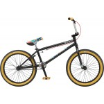 "GT Bicycles Performer 21""TT Freestyle BMX Bike - Satin Black"
