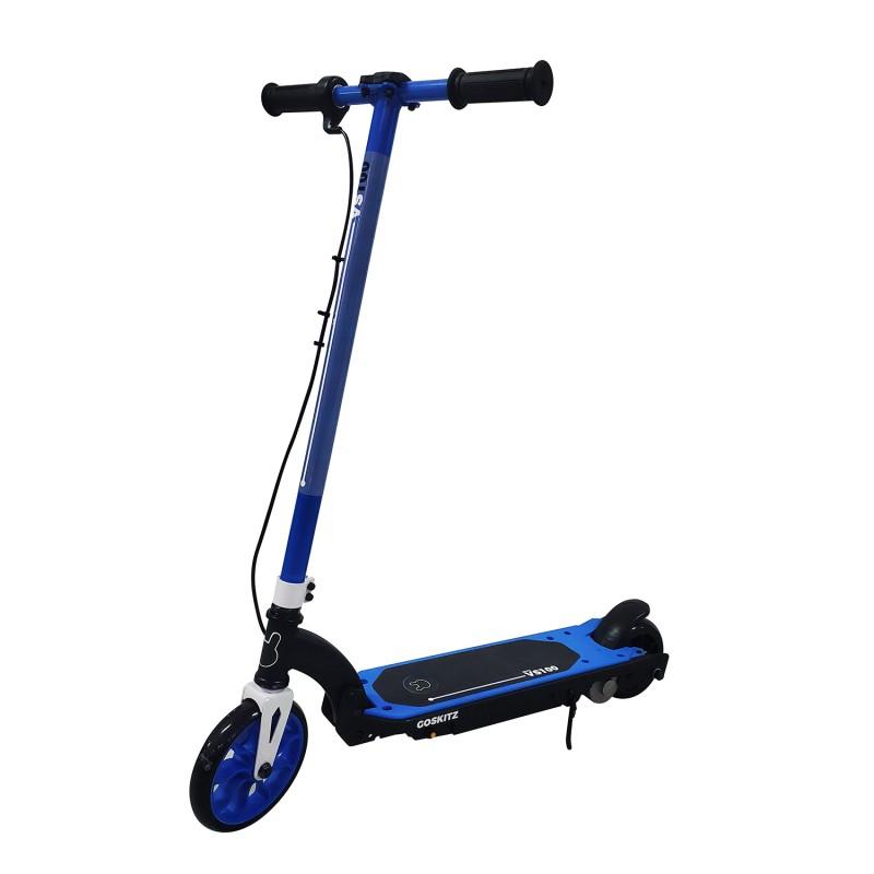 Go Skitz VS100 Electric Scooter Blue