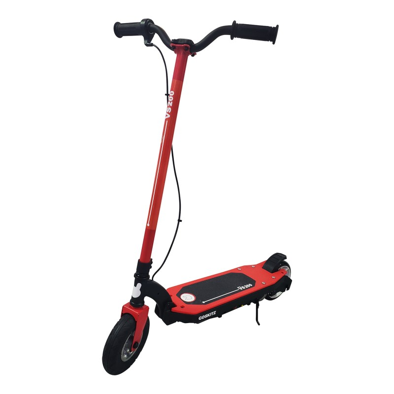 Go Skitz VS200 Electric Scooter Red