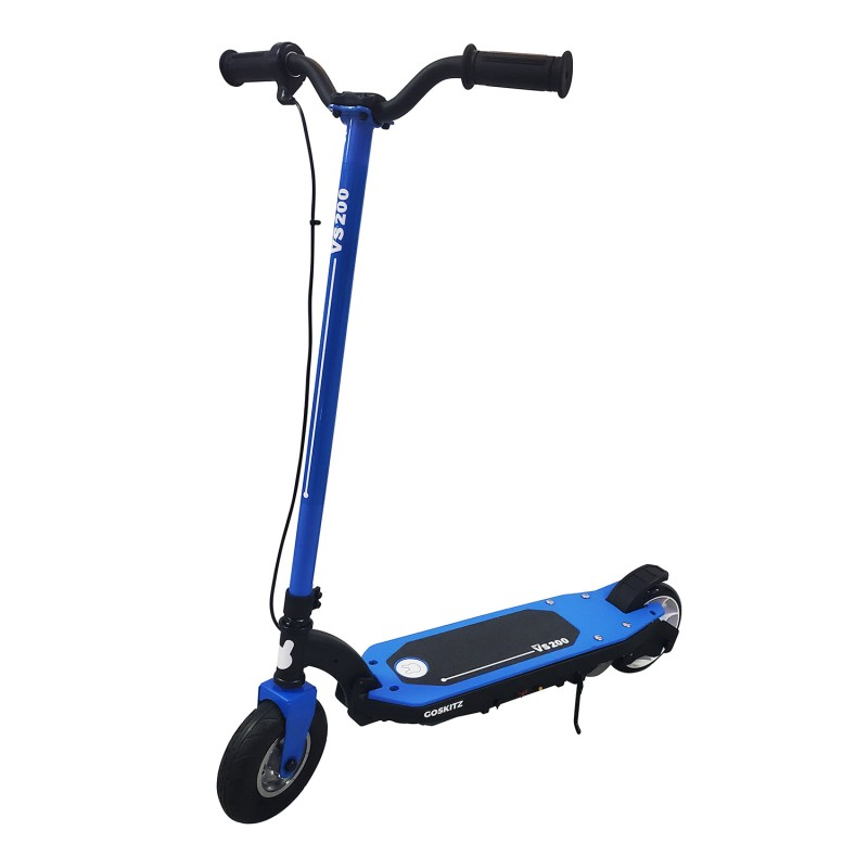 Go Skitz VS200 Electric Scooter Blue