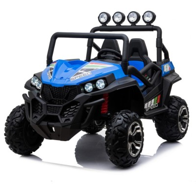 Little Riders Beach Buggy Speed 24V Electric Kids Ride On - Blue