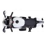 Little Riders Ducati Motorbike 12V Replica Electric Kids Ride On - White