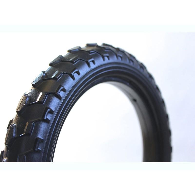 Goeasy Black 12 1 2 X 2 1 4 Eva Solid Foam Bicycle Tyre