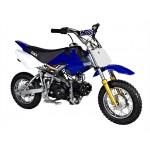 GMX 50cc Chip Kids Dirt Bike - Blue