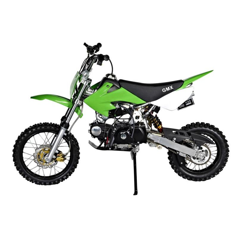 Gmx Rider X Dirt Bike 125cc Green Go Easy Australia
