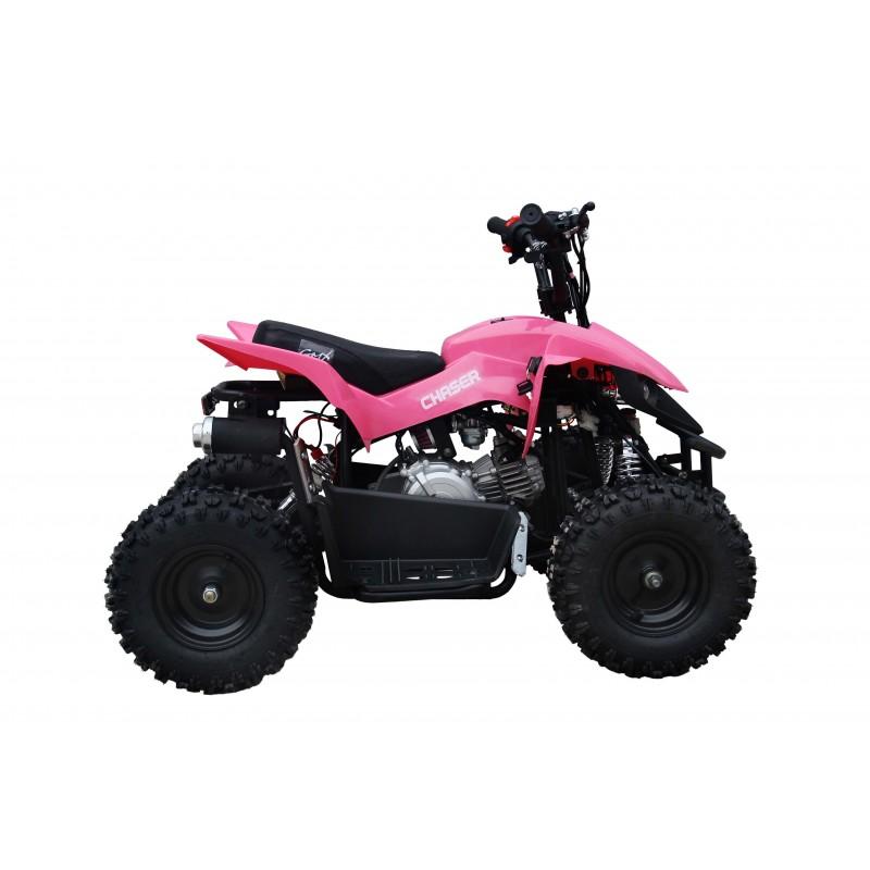 Gmx 60cc 4 Stroke Chaser Quad Bike Pink Go Easy Australia