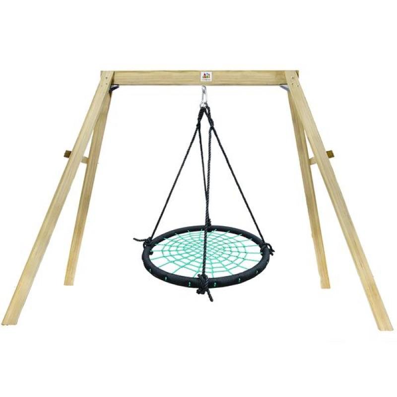 Lifespan Oakley Swing Set with 1.2m Spidey Web Swing