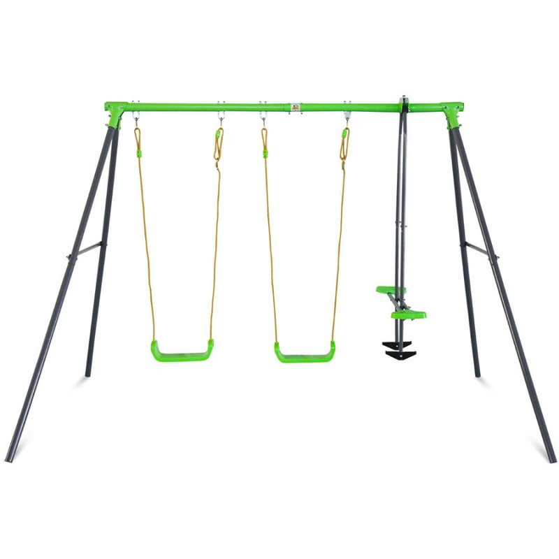 Lifespan Hurley 2 Metal Swing Set