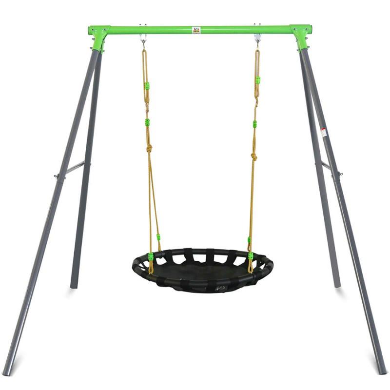 Lifespan Cellar Metal Nest Swing Set