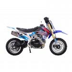 Crossfire CF50 50cc Kids Dirt Bike - Blue