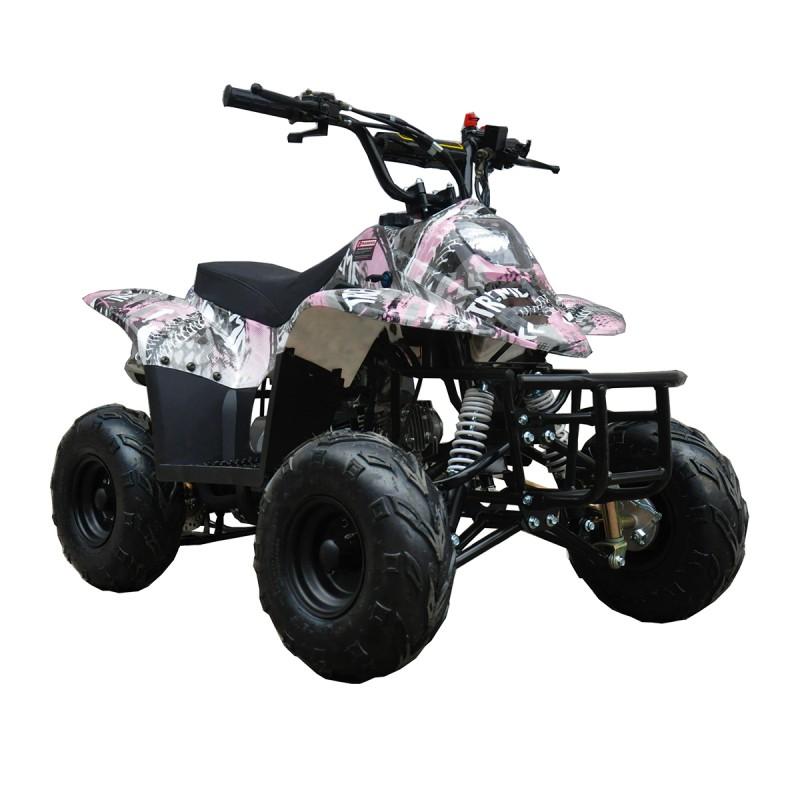 GMX 110cc Sports Quad Bike - Pink