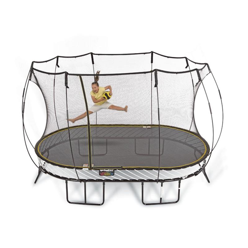 Large Oval Trampoline Springfree Trampoline