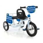 Eurotrike Kids Tandem Trike - Police
