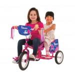 Eurotrike Kids Tandem Trike - Princess