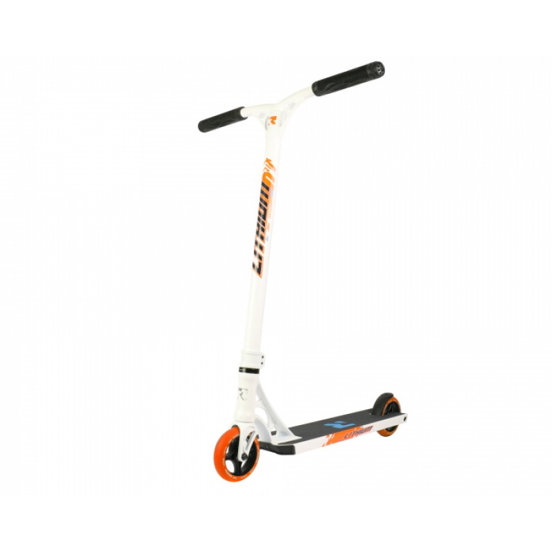 Root Industries Lithium Complete Scooter - White/Orange