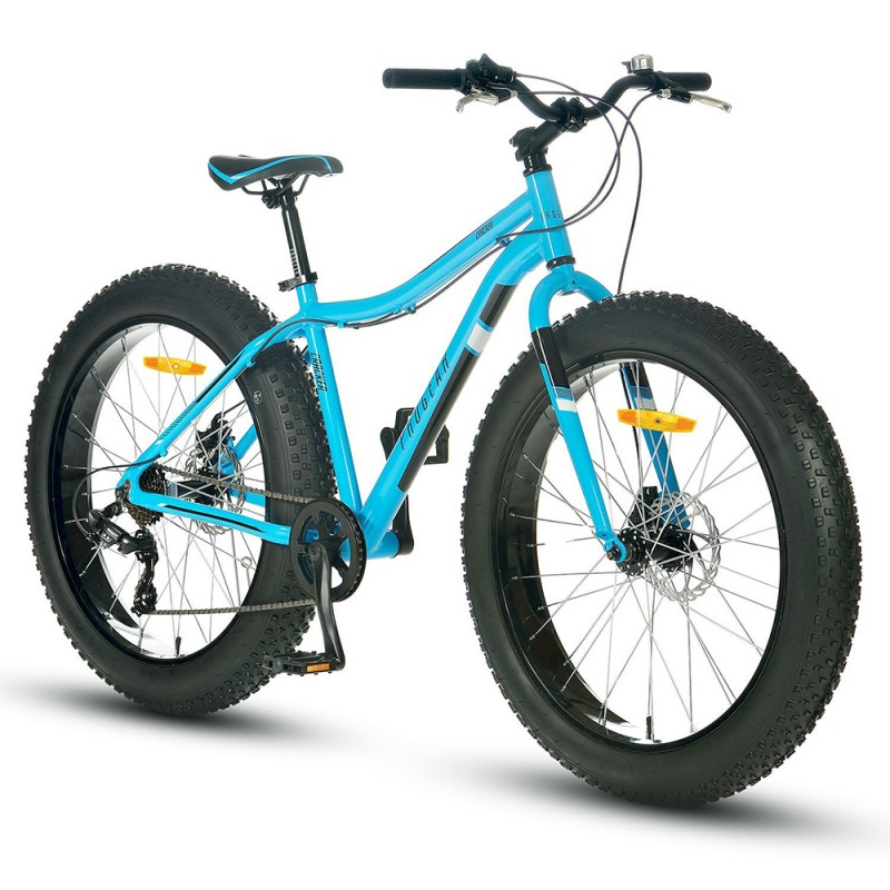 "Progear Cracker 26"" Fat Bike Light Blue"