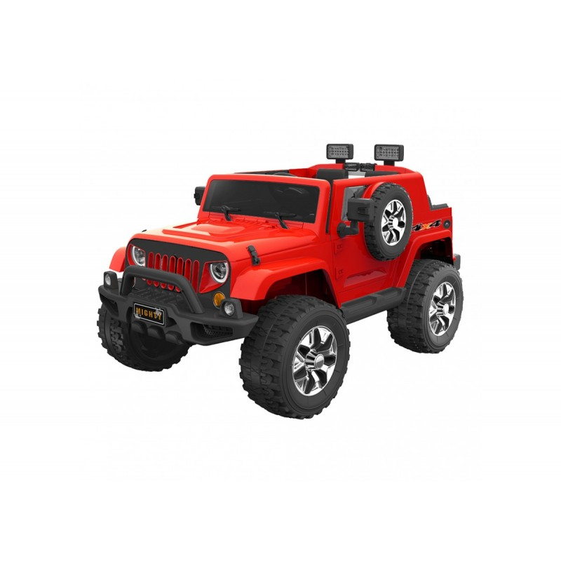 Go Skitz 12V Jeep Style Electric Ride On - Red
