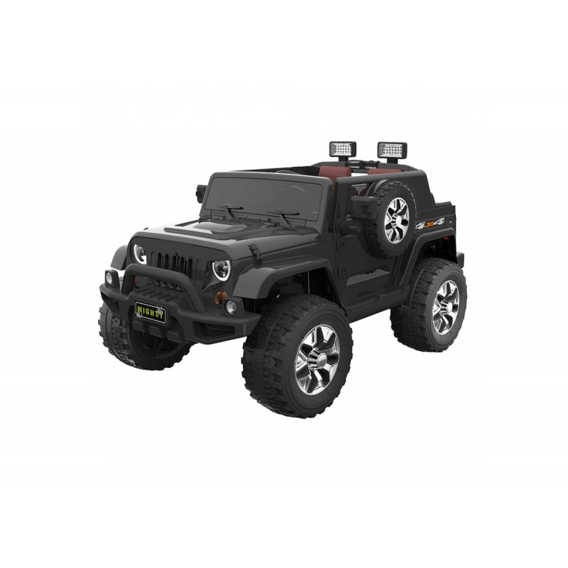 Go Skitz 12V Jeep Style Electric Ride On - Black