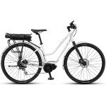 "XDS E-Cruz 700 x 15"" GS Ladies E-Bike White"