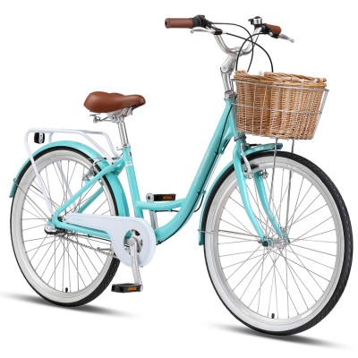 "XDS Broadwalk 26"" x 18"" Step Through Bike Pale Mint"